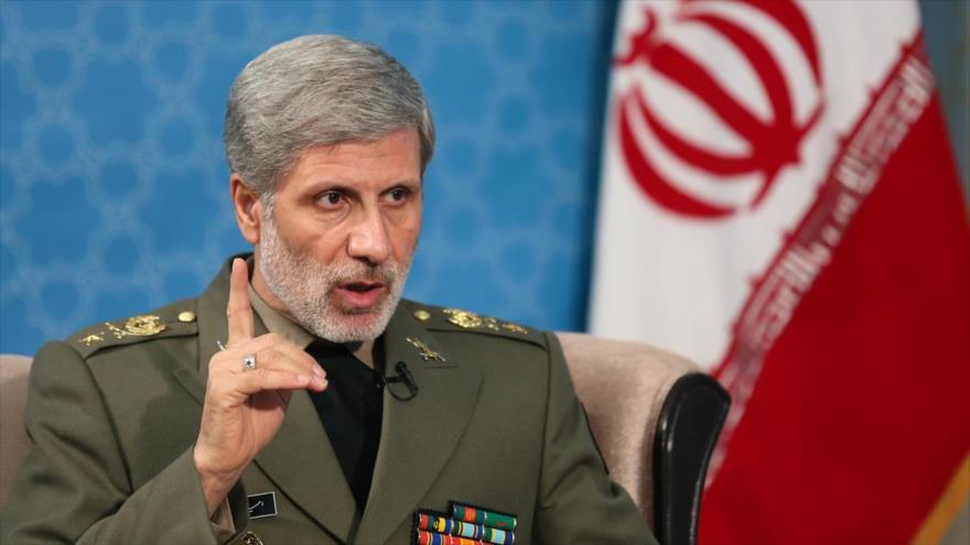 Ministro de Defensa: Irán dará respuesta aplastante a cualquier agresor