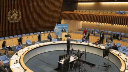 Países de OMS se reúnen para coordinar la respuesta a la COVID-19