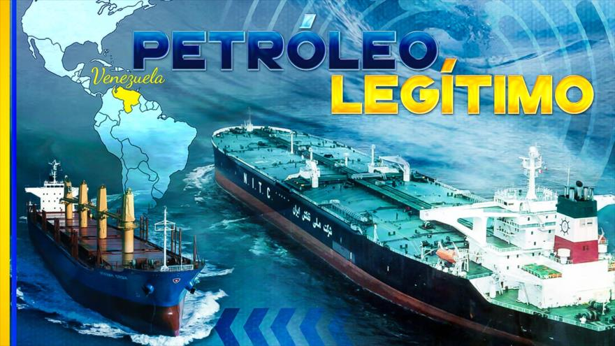 Detrás de la Razón: Gobierno iraní advierte a Washington que no se atreva a detener sus barcos petroleros