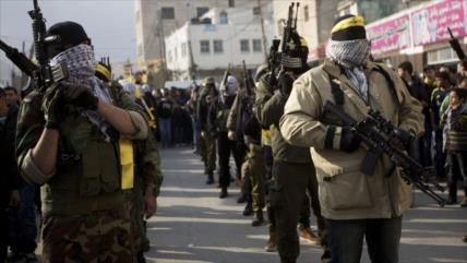 """Palestina debe """"estar alerta"""" ante anexión israelí de Cisjordania"""