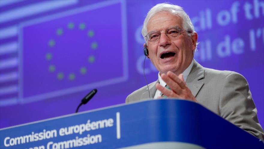 UE vuelve a rechazar el plan israelí de anexar tierras palestinas   HISPANTV