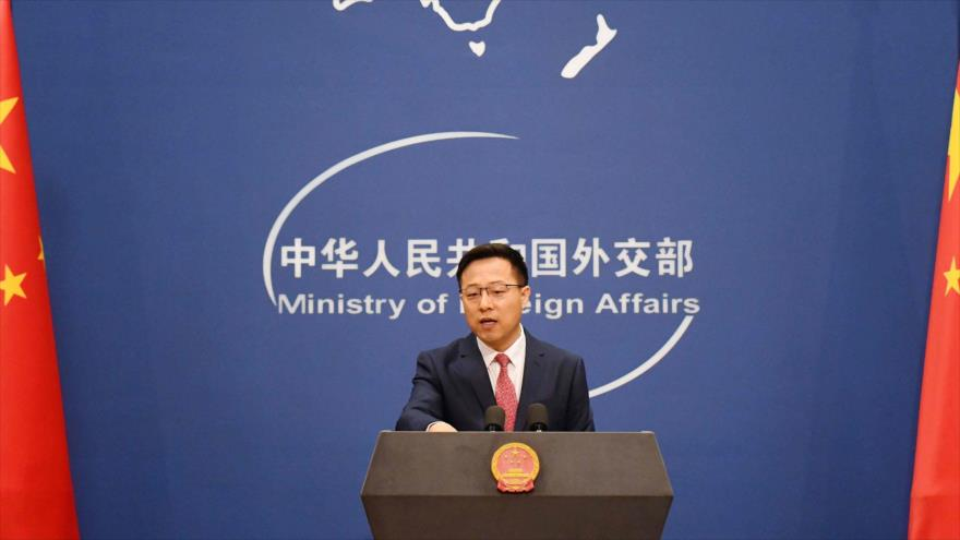 China: EEUU pretende ocultar su respuesta fallida a COVID-19 | HISPANTV