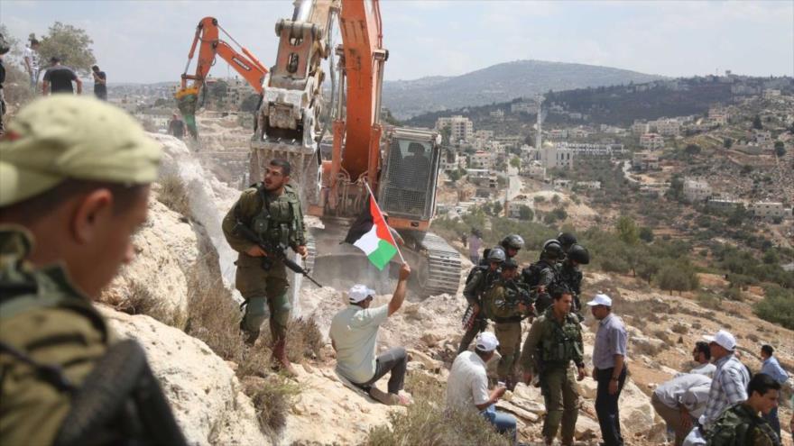 Oxfam: Aumentan ataques de colonos israelíes durante la pandemia | HISPANTV