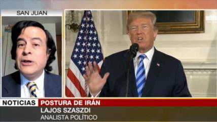 Szaszdi: Rusia y China desafiarán a EEUU vendiendo armas a Irán
