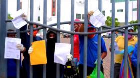 En Ecuador, denuncian a Gobierno por su gestión de la pandemia