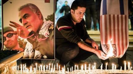 Último mensaje del comandante Soleimani: Tocan a muerto por Israel