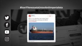 Etiquetaje: Irán y Venezuela unidos, ante las amenazas de EEUU