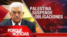 El Porqué de las Noticias: Suspensión de acuerdos con Israel. Coronavirus en EEUU. Austeridad en Ecuador