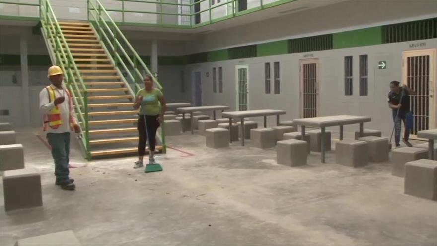 En Honduras declaran emergencia en cárceles