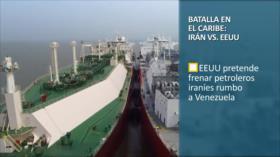 PoliMedios: Batalla en El Caribe: Irán vs. EEUU