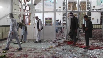 Ataque a una mezquita en Afganistán deja ocho fieles muertos