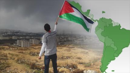 Vídeo: Palpita el corazón de América Latina por Palestina