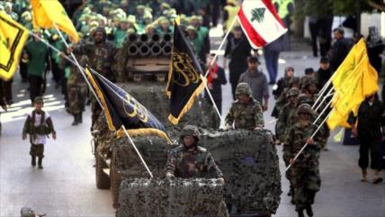 """Hezbolá afirma su preparación ante cualquier """"locura"""" de Israel"""