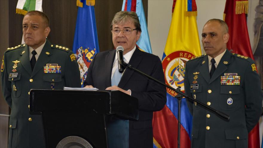 Colombia confiesa su vinculación en incursión fallida en Venezuela
