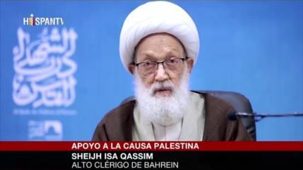 Clérigo bareiní: Día Mundial de Al-Quds es inicio de la victoria