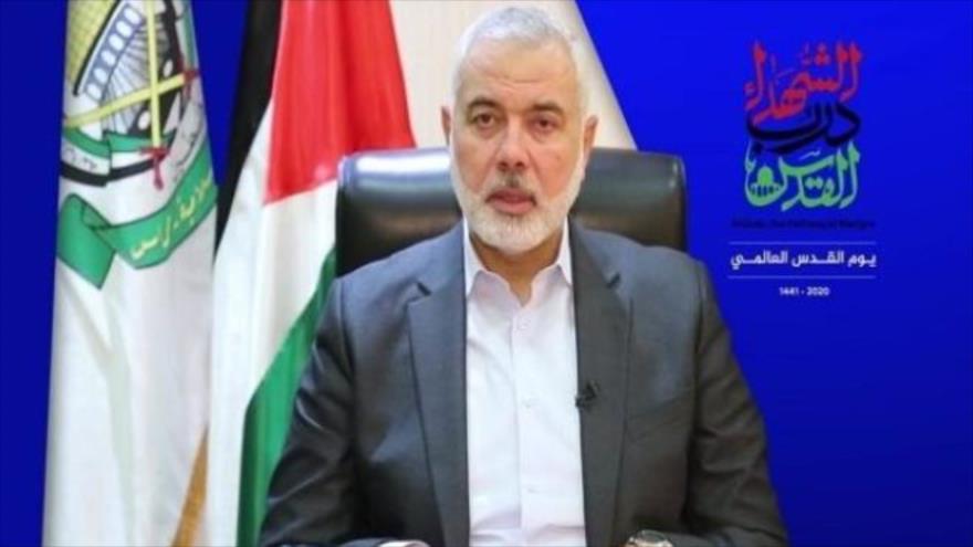 HAMAS advierte a Israel sobre cualquier acto estúpido en Al-Aqsa