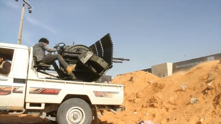 ONU alerta de recrudecimiento del conflicto libio por apoyo foráneo | HISPANTV