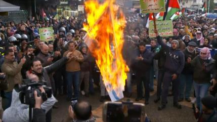 Irán augura el fin de Israel y una Palestina libre
