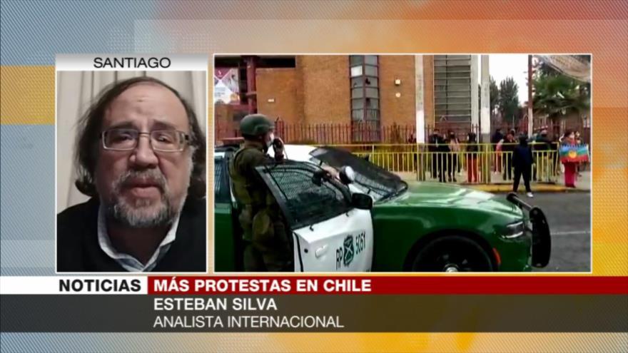 Silva: Mala gestión de Piñera de COVID-19 crea indignación y angustia