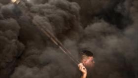 Fotos que sacuden al mundo: El joven palestino