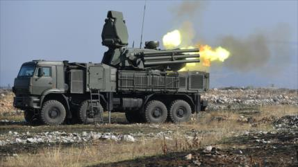 Vídeo: Tropas libias pro Turquía destruyen sistemas antiaéreos rusos