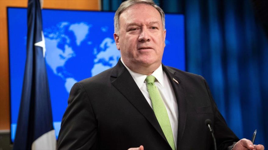 China condena la 'injerencia flagrante' de EEUU en Hong Kong   HISPANTV