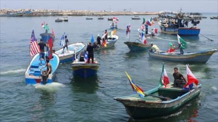Bloqueada Franja de Gaza se solidariza con el mundo ante COVID-19