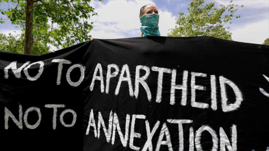 China rehúsa plan de anexión israelí por negar derecho de Palestina   HISPANTV