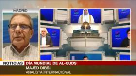 """""""El golpe contra Morales tiene que ver con su apoyo a Palestina"""""""