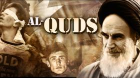 Detrás de la Razón: Día de Al-Quds se proclama para eliminar a Israel, legado de Imam Jomeini