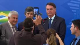 """Piden al Congreso de Brasil un """"impeachment"""" contra Jair Bolsonaro"""