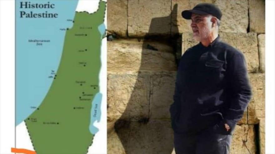 Irán sigue firme en su apoyo a la causa palestina frente a Israel | HISPANTV