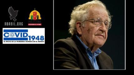 Chomsky: Palestina es sujeto del peor régimen de apartheid