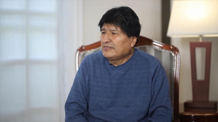 Entrevista Exclusiva: Evo Morales