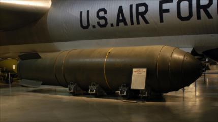 EEUU intenta ganarles a Rusia y China la carrera nuclear