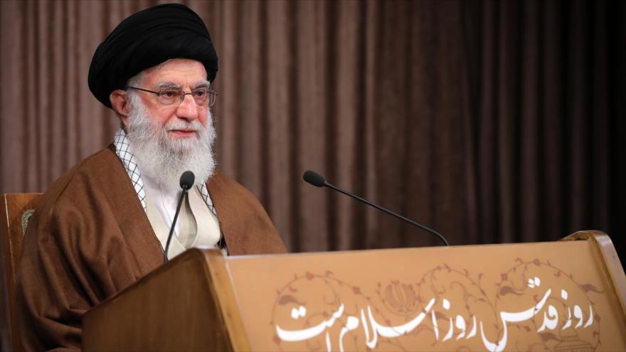 Líder de Irán: El virus del sionismo no durará mucho tiempo