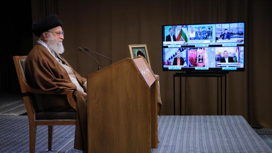 Líder repudia normalización con Israel y urge apoyar lucha palestina