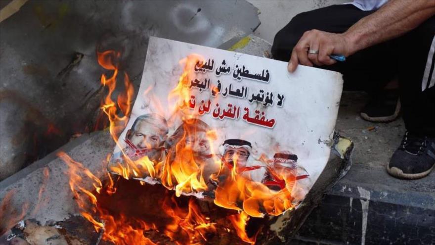 El Día Mundial de Al-Quds, una manifestación práctica ante la opresión