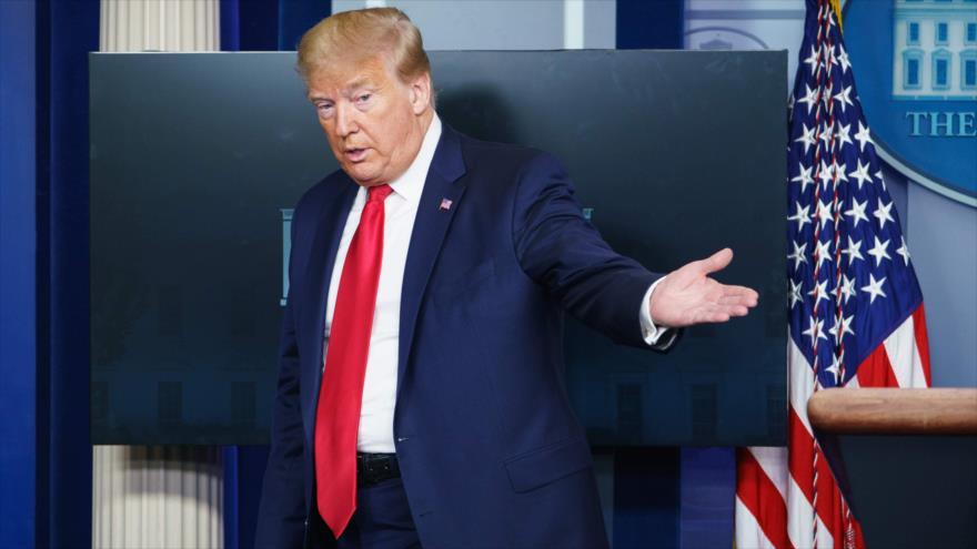 Informe prevé 'derrota histórica' de Trump en las elecciones | HISPANTV