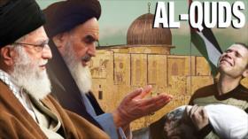 Detrás de la Razón: Eliminar a Israel y liberar Palestina, mensaje del Líder de Irán en Día de Al-Quds