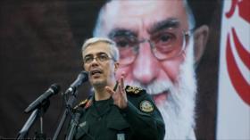 Irán vigila cada movimiento del Ejército 'terrorista' de EEUU
