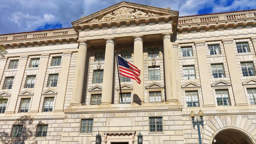 La sede del Departamento de Comercio de EE.UU. en Washington D.C.