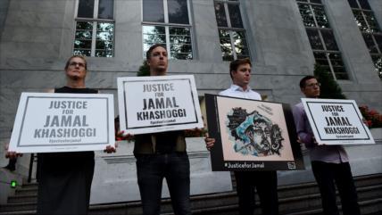 Relatora de ONU tacha de 'parodia' perdón a asesinos de Khashoggi