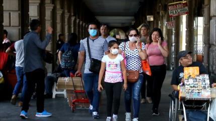 Aumenta desempleo en México por crisis económica ante pandemia