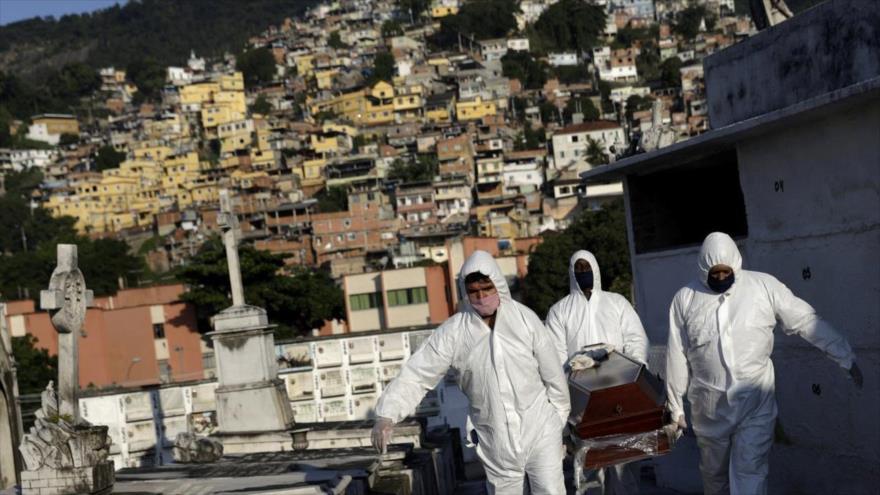 OMS alerta: América Latina ya es el nuevo epicentro de la pandemia