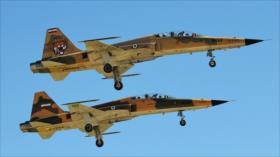 """""""Irán producirá en breve aviones de combate de nueva generación"""""""