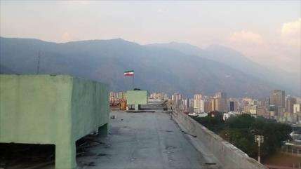 Alto cargo venezolano pide exponer efigie del general iraní