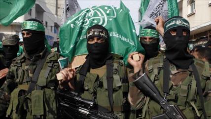 """""""Resistencia palestina debe fortalecerse militarmente ante Israel"""""""