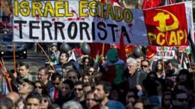 Latinoamericanos desean una Palestina libre en Día de Al-Quds