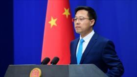 """China insta a EEUU a dejar """"la mentalidad de Guerra Fría"""""""